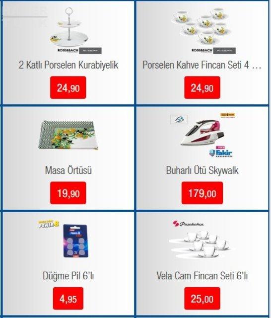 BİM 26 Nisan 2019 Aktüel ürünleri yarın satışa çıkıyor! Bu hafta BİM'de hangi ürünler indirimli olacak? Huawei Y5 fiyatı