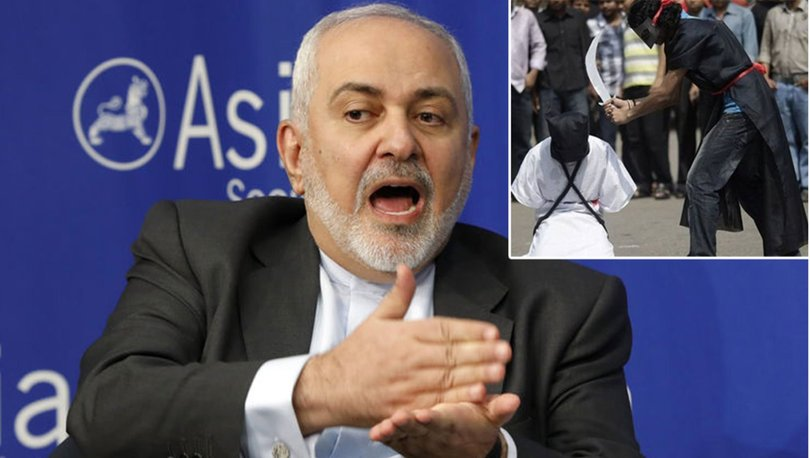 İran'dan ABD'ye idam tepkisi