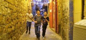 'Kudüs'ün ışıkları 3 Mayıs'ta