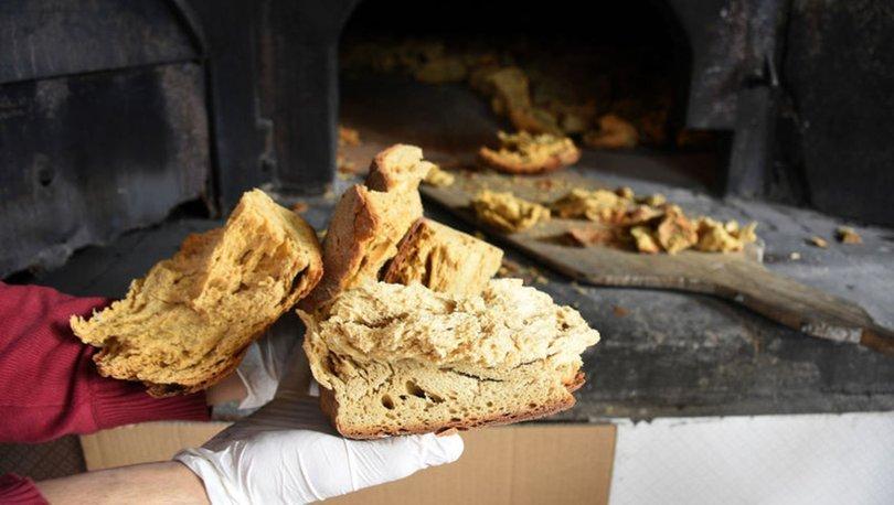 Araköy harç ekmeği