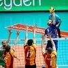 Galatasaray Efeler Ligi'ni 3. bitirdi