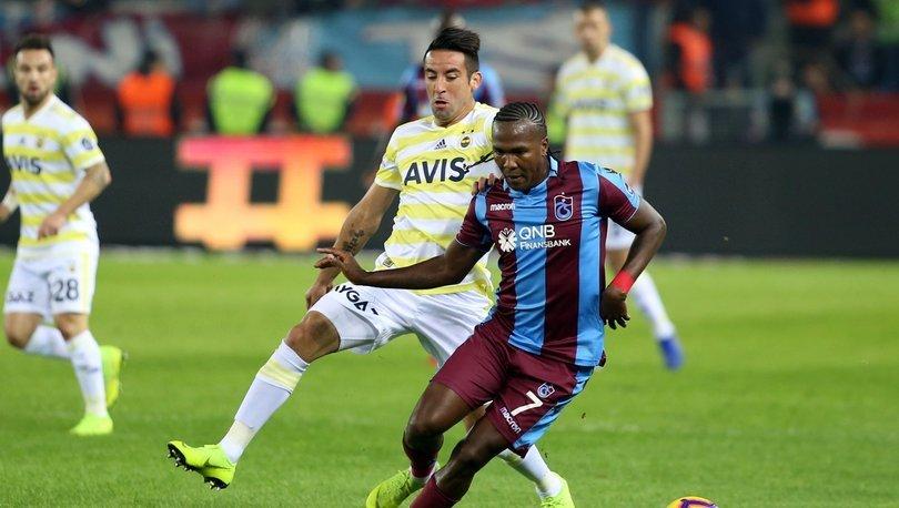 Fenerbahçe ile Trabzonspor