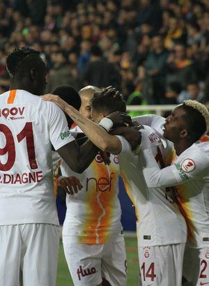 Yeni Malatyaspor: 2 - Galatasaray: 5 | MAÇ SONUCU - MAÇ ÖZETİ