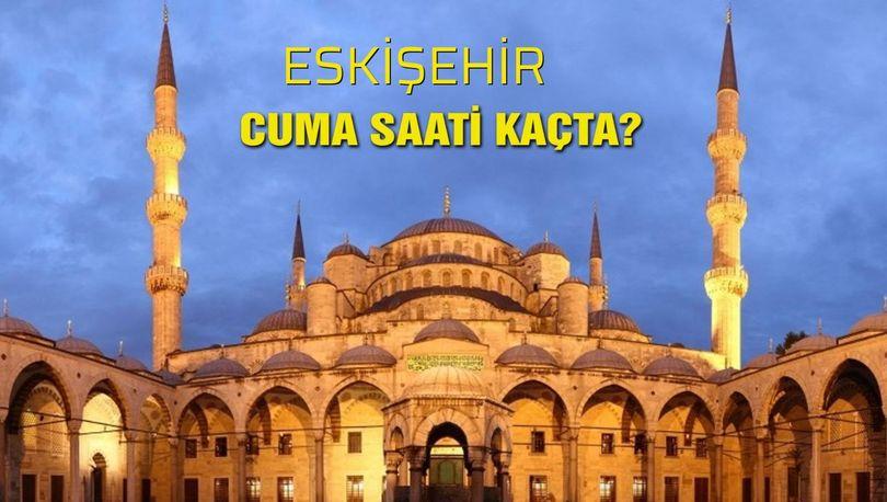 Eskişehir cuma saati