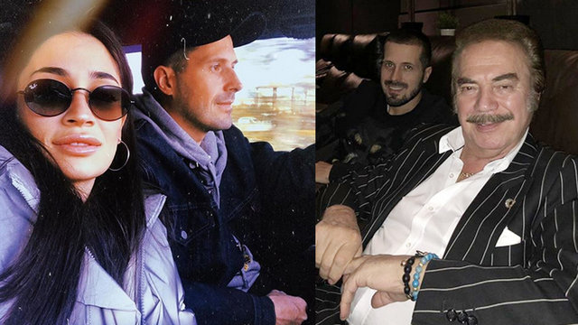 Orhan Gencebay'ın oğlu Gökhan Gencebay'a bıçaklı saldırı - Magazin haberleri