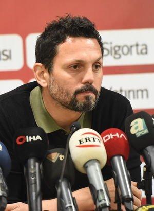 Yeni Malatyaspor Teknik Direktörü Erol Bulut: Taraftarımızdan özür diliyoruz