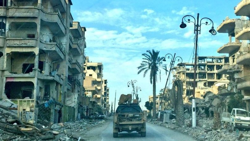 Koalisyon güçlerinin sivil ölümleri