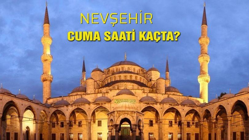 Nevşehir cuma saati