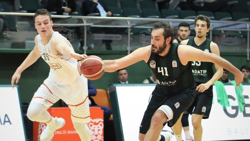Banvit-Adatıp Sakarya Büyükşehir Belediye Basketbol