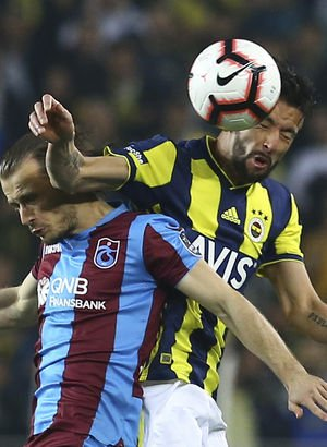 Fenerbahçe: 1 - Trabzonspor: 1 | MAÇ SONUCU - MAÇ ÖZETİ