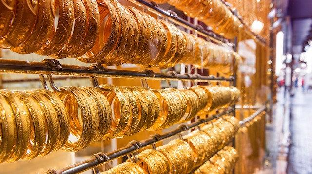 Altın fiyatları SON DAKİKA! Çeyrek altın gram altın fiyatları düştü! 28 Nisan canlı altın fiyatları