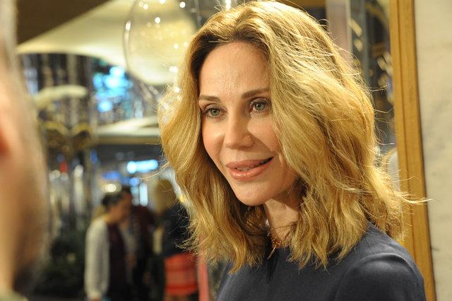 Cenk Küpeli ile aşk yaşayan Demet Şener: Doğru zamanda karşıma çıkması çok güzel oldu - Magazin haberleri