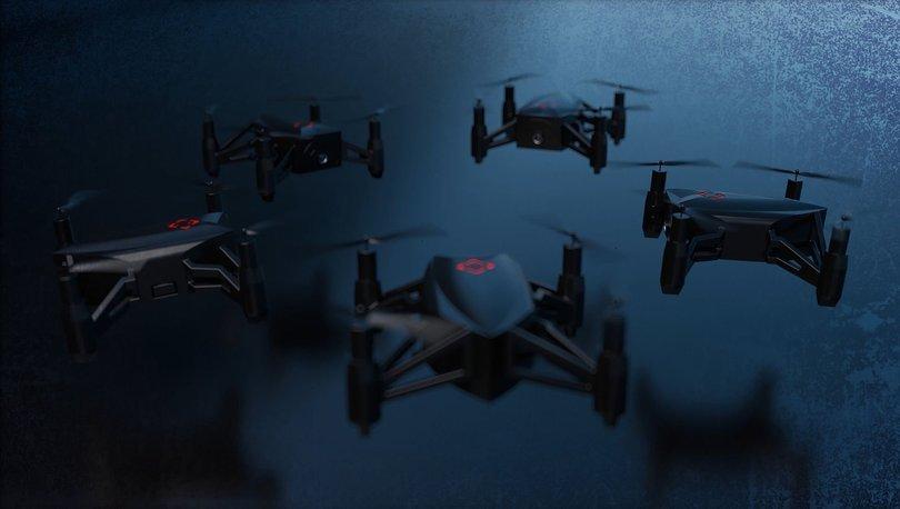 mikro drone timi