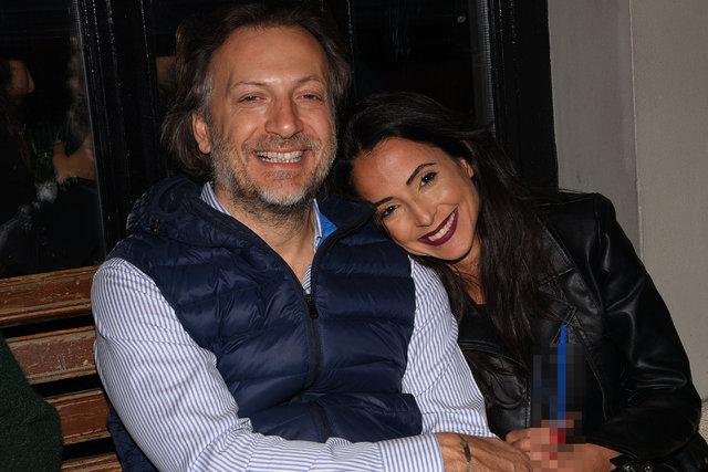 Mirgün Cabas ile sevgilisi Zeynep Yüksektepe'den aşk pozu - Magazin haberleri