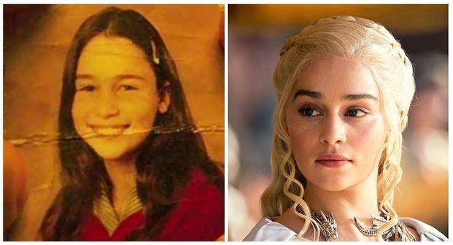 Game of Thrones oyuncularının gençlik ve çocukluk halleri!