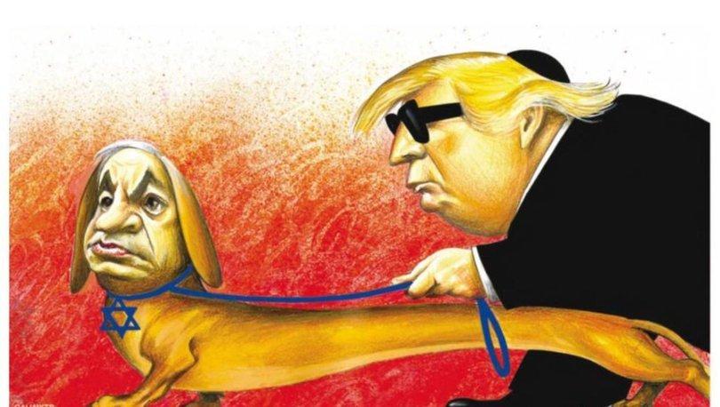 At Last New York Times Gets Serious >> New York Times Netanyahu Karikaturu Icin Ozur Diledi Son Dakika