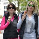 Boğaz'da dondurma keyfi...