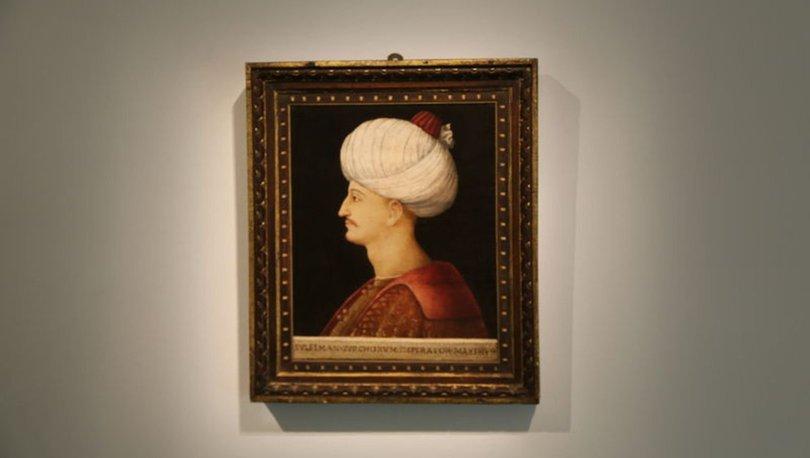 Sultan Süleyma'nın portresi Londra'da!