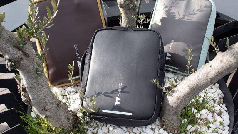 akıllı çanta Swenna