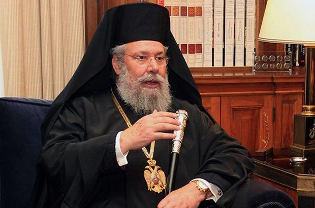 Rum Başpiskopos'tan tepki çeken açıklama