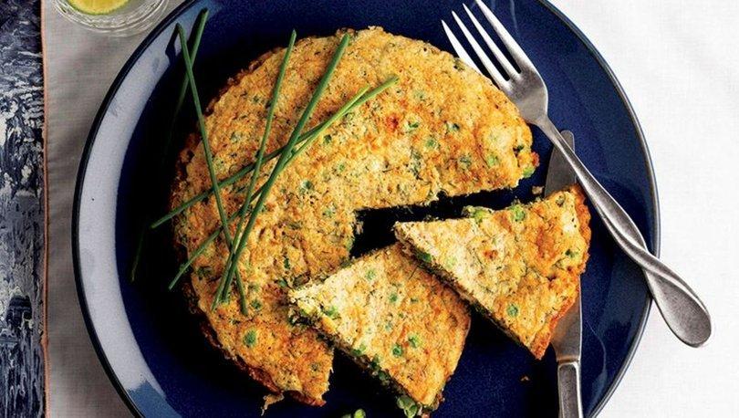 Yulaflı omlet