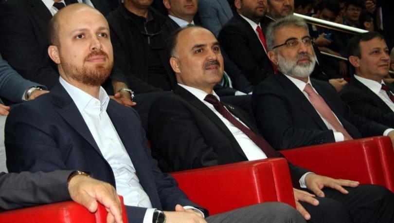 Bilal Erdoğan'dan İsrail'e tepki