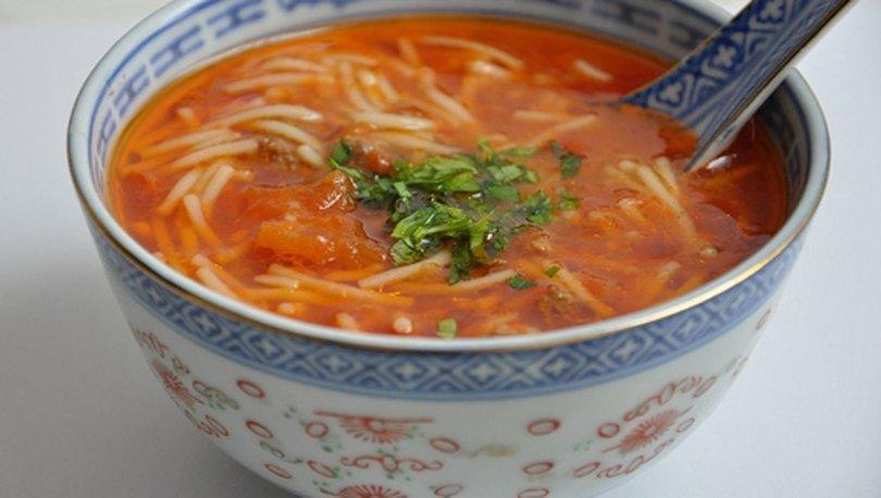 Tel şehriyeli çorba