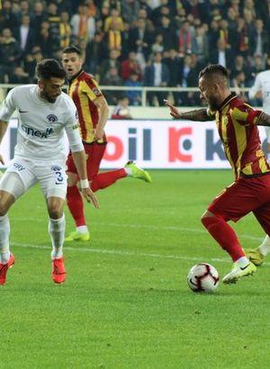 Malatyaspor Kasımpaşa MAÇ SONUCU ve MAÇ ÖZETİ - Paşa, Malatya'da kayıp