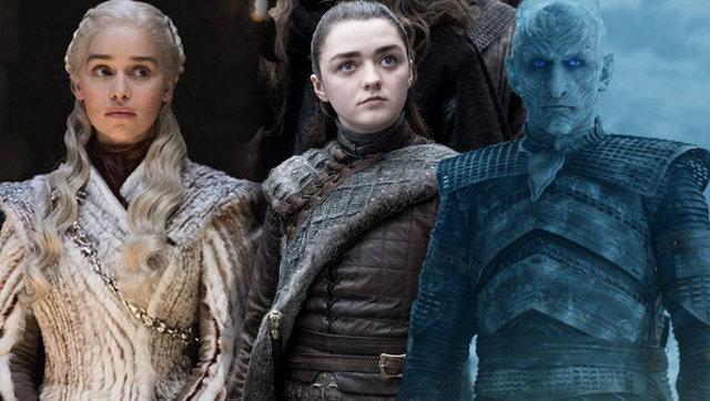 Game of Thrones oyuncularının boyları