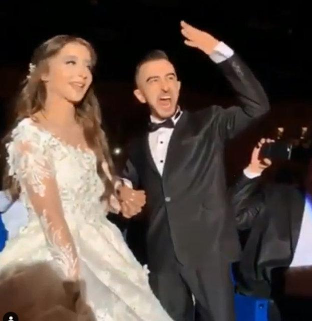 Halil Söyletmez ve Şeyma Eke evlendi - Magazin haberleri