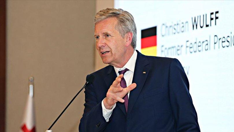 Eski Almanya Cumhurbaşkanı Wulff