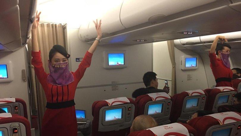 Sichuan airlines dans hostes