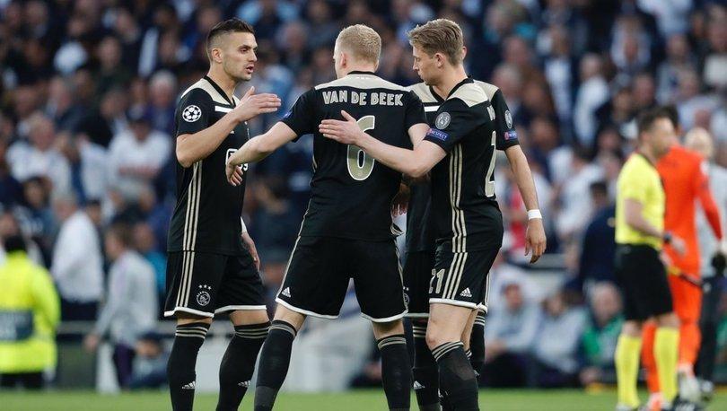 Tottenham Ajax maçı