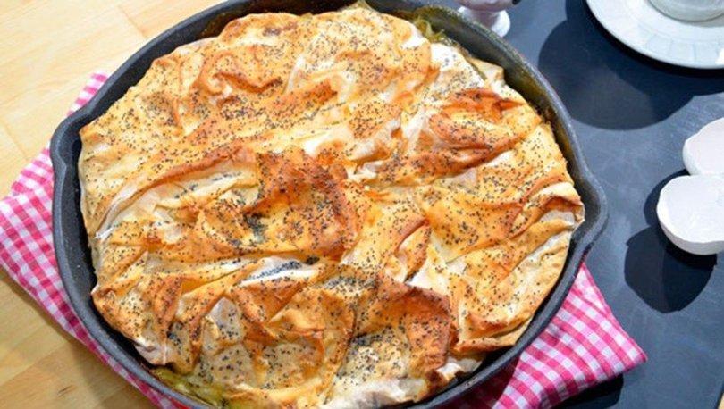 Tava böreği nasıl yapılır? İşte tava böreği tarifi ve kalorisi...