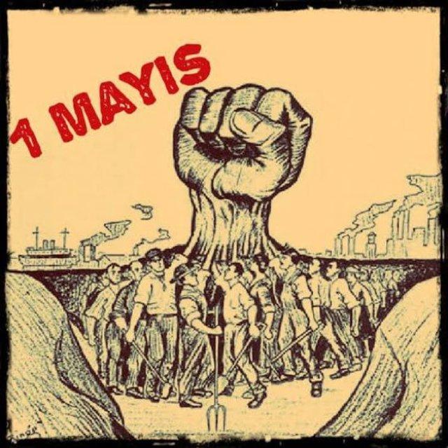 1 Mayıs mesajları ve sözleri! 2019 Emek ve Dayanışma Günü için resimli mesajlar gönderin... 1 Mayıs İşçi Bayramı kutlu olsun!
