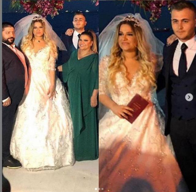 Kibariye'nin kızı Birgül Küçükbalçık evlendi - Magazin haberleri