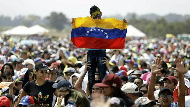 Venezuela nerede?
