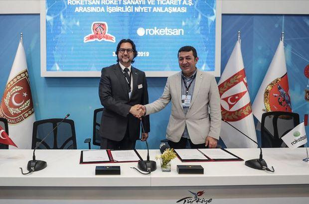 IDEF'19'da iş birliği imzaları