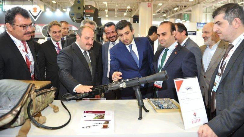 Mehmetçiğe süper lazer silah