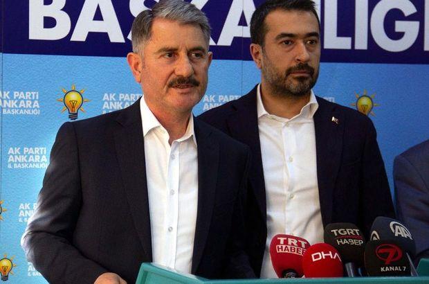 Pursaklar Belediye Başkanı istifa etti