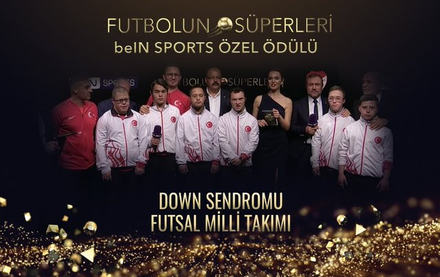 Futbolun Süperleri ödül töreninde kazananlar belli oldu!