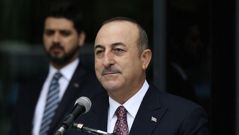 Son dakika... Çavuşoğlu'ndan Trump ziyaretine ilişkin açıklama!