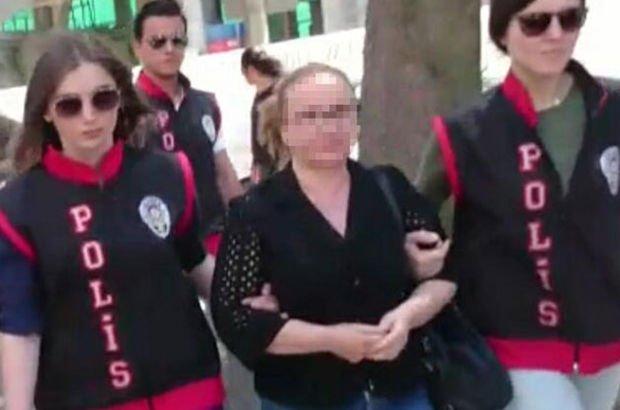 Çocuğa cinsel istismarı öven kadın gözaltına alındı