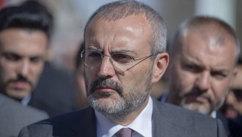 AK Parti Genel Başkan Yardımcısı Mahir Ünal'dan açıklamalar