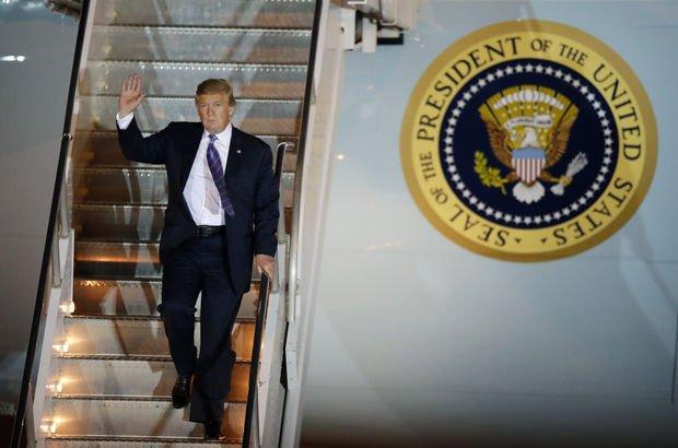 Trump, 15 Temmuz'da Türkiye'ye gelirse