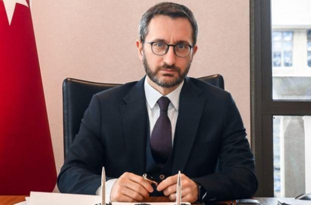 Fahrettin Altun Mütevelli Heyeti Başkanı oldu