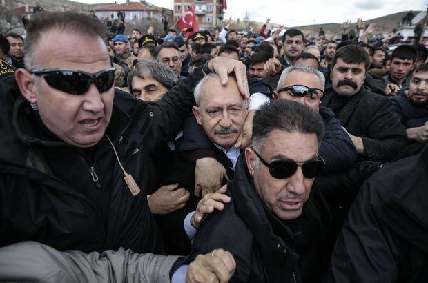 CHP'den jandarma komutanı için suç duyurusu