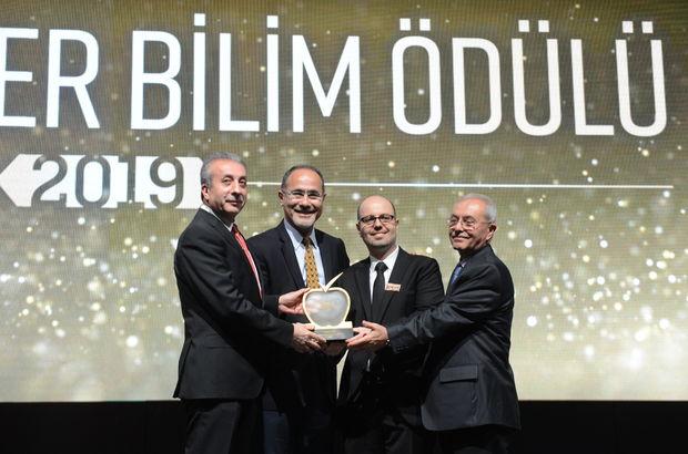 2019 Sabri Ülker Bilim Ödülü Kazananı Doç. Dr. Tamer Önder oldu