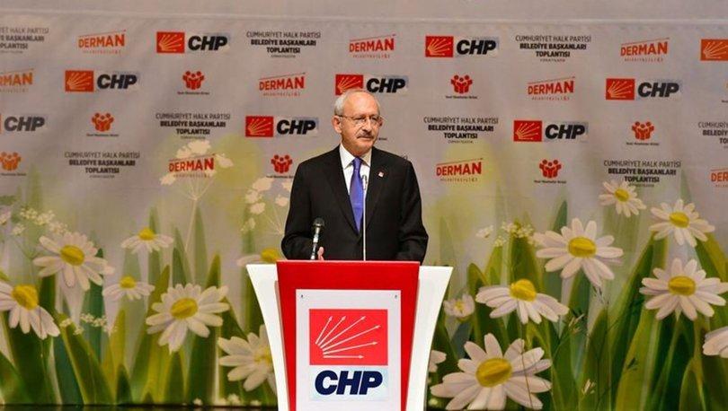 CHP'li belediye başkanları Ankara'da toplandı