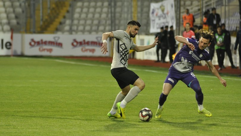 Afjet Afyonspor: 0 - Osmanlıspor: 0 | MAÇ SONUCU